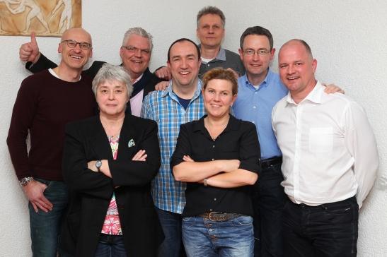 Vorstand Förderverein 18.03.16